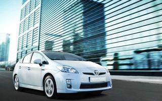 Toyota: Prea multe Prius-uri ar putea strica imaginea mărcii
