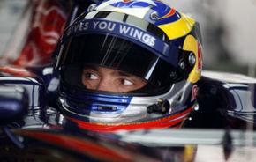 """Vergne: """"Ricciardo pleacă cu un avantaj la Toro Rosso"""""""