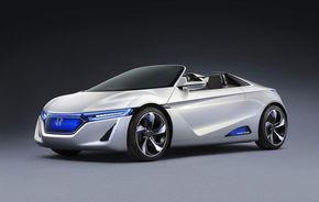 Honda a confirmat versiunea de serie a conceptului EV-STER
