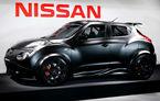 Nissan Juke-R va fi pace car în cursa de 24 de ore de la Dubai