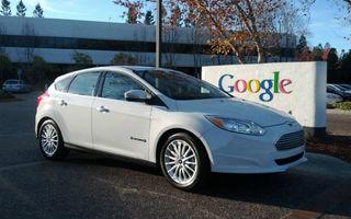Google a cumpărat primul Focus Electric de serie
