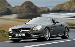 Mercedes-Benz SL, în România de la 97.092 euro