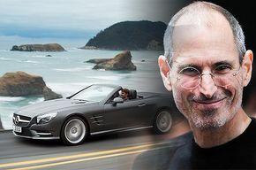 """Şeful Mercedes: """"Cu vechiul SL, Steve Jobs a dovedit că este un geniu"""""""
