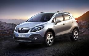 Opel Mokka va fi primul SUV mic al nemţilor