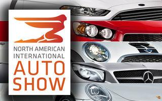 TOP 10: Premierele Salonului Auto de la Detroit