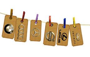 """Topul premium în 2011: BMW, Audi, Mercedes, Volvo. BMW: """"Noi nu producem canapele pe roţi"""""""