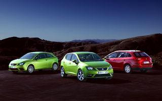 Seat Ibiza facelift - primele imagini oficiale