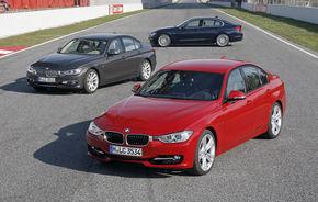 BMW Seria 3 şi Seria 1 primesc noi motoare diesel şi benzină