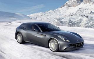 Ferrari FF cu bioetanol E85: 875 CP prietenoşi cu mediul