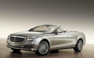 Viitorul Mercedes-Benz S-Klasse ar putea primi şi o versiune decapotabilă