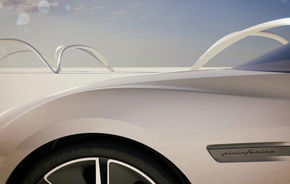 Pininfarina Cambiano - al doilea teaser al berlinei sportive