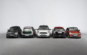 Mini face un recall de 235.000 de maşini; 167 sunt din România