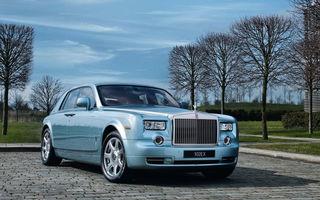 Rolls Royce a avut în 2011 cele mai mari vânzări din istoria sa de 107 ani