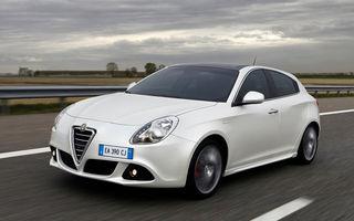 Alfa Romeo Giulietta a atins 140.000 de unităţi vândute