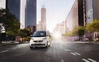 Smart Fortwo a primit încă un facelift