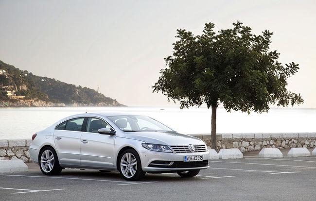 Test drive Volkswagen CC (2012-2016)