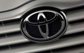 Toyota vrea să bată recordul absolut de vânzări în 2012