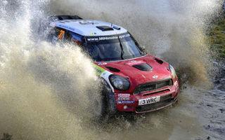 Prodrive nu mai gestionează echipa de uzină pentru Mini WRC