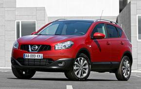 Europa: Vânzările Nissan au crescut cu 15% în ianuarie
