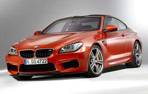BMW M6 - primele imagini şi informaţii oficiale