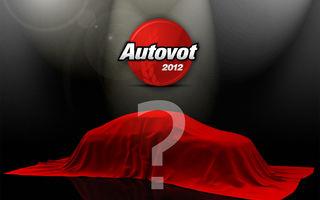 Stop vot în AUTOVOT 2012! Ce maşină crezi că a câştigat?