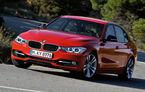 BMW Seria 3 în România: de la 31.620 de euro cu TVA