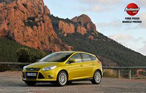 VOI ATI ALES: Ford Focus este maşina AUTOVOT 2012!