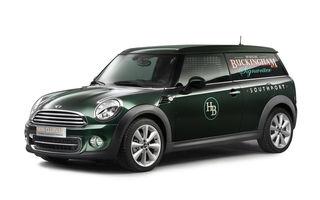 Mini Clubvan Concept - primul Mini de marfă din lume
