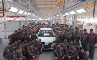 Bulgaria: Great Wall Motors a inaugurat prima sa fabrică din Europa