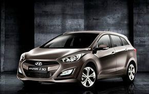 Hyundai i30 Wagon - primele imagini şi informaţii oficiale