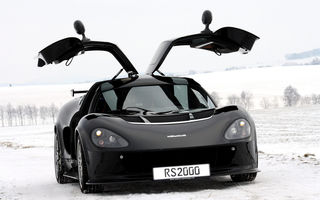 Melkus prezintă modelul RS2000 Black Edition