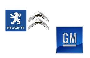 Bloomberg: GM ar putea cumpăra 7% din acţiunile PSA Peugeot-Citroen