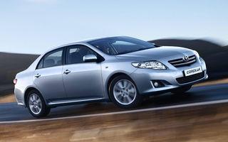 FEATURE: Cele mai vândute maşini din lume în 2011: locul întâi - Corolla, Dacia Logan pe 36