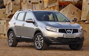 Nissan lansează variante noi ale modelului Qashqai pe piaţa românească
