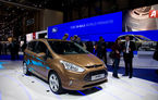 GENEVA 2012 LIVE: B-Max, maşina care va fi produsă la Craiova, a fost vedeta Ford
