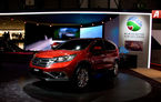 GENEVA 2012 LIVE: Honda a venit la salon cu noua generaţie CR-V