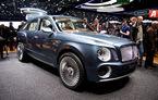 GENEVA 2012 LIVE: Bentley EXP 9F, un nou SUV-concept în Grupul VW