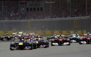 Valencia rămâne în calendar, dar va alterna cursele cu Barcelona din 2013