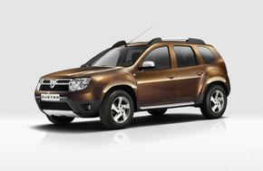 Dacia lansează prima serie limitată pentru Duster - Prestige