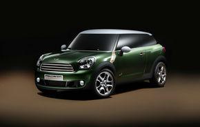 Mini Countryman ar putea primi şi o versiune coupe
