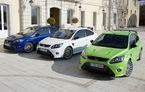 Ford amână lansarea lui Focus RS în favoarea lui Kuga şi a lui Focus Electric