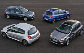 Viitorul Renault Clio va avea un motor TCe de 899 cmc şi 90 CP