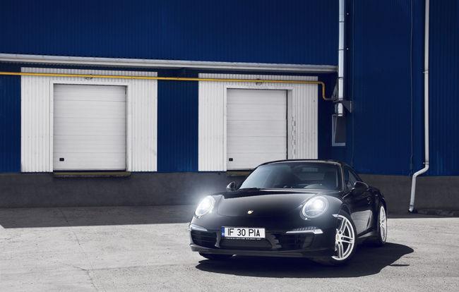Test drive Porsche 911 (2011-2015)