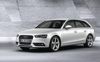 Audi pregăteşte un model de nişă bazat pe viitorul A4 Avant