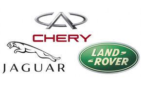 Jaguar şi Land Rover dau mâna cu Chery pentru a cuceri piaţa chineză