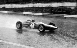 FEATURE: Cele mai spectaculoase victorii pe ploaie din istoria F1