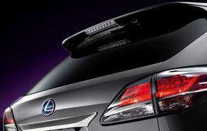 Lexus vrea un rival pentru Audi Q5 şi Range Rover Evoque