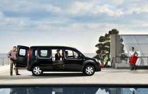 Renault Grand Kangoo - variantă nouă cu 7 locuri