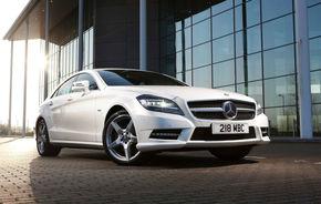 Mercedes-Benz va construi un coupe cu patru uşi în Ungaria