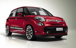 Fiat Sedici va fi înlocuit de un crossover numit 500X